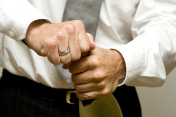 What to Do with Bad-Tempered Drunken Husband?